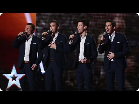 The Neales make Simon cry  SemiFinal 3  Britain's Got Talent 2015