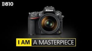 "Nikon D810 İncelemesi ""The Megapixel King"""