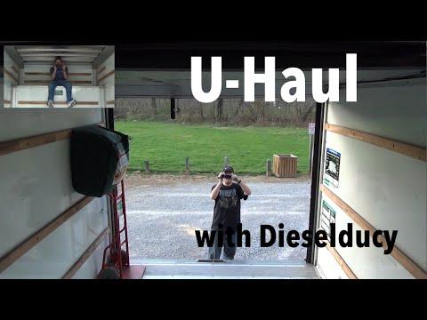 Exploring A U-Haul With Dieselducy