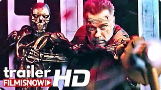 TERMINATOR: DARK FATE Extended Red Band TV Trailer (2019)