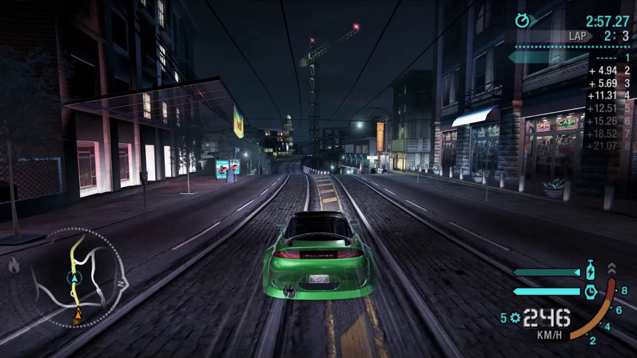 Steam Community :: Video :: Need for Speed Carbon Ultrawide