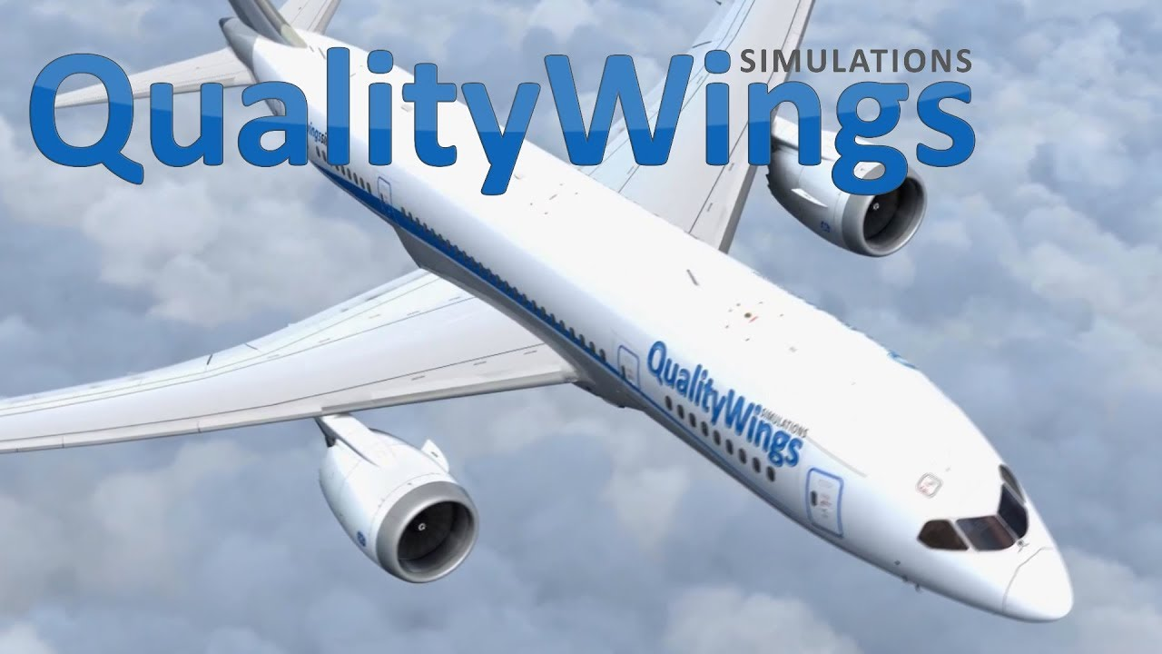 Download QualityWings Ultimate 787 Collection | Official Promotional Video | FSX Steam Edition