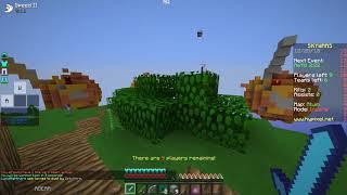 Фото АГЕРА ЖЕСТКО БОМБИТ Худший КИТ на Скай Варсе Hypixel Sky Wars Minecraft