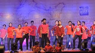 Scholars Academy Annual Day 2017-18 Dhamaka Dance