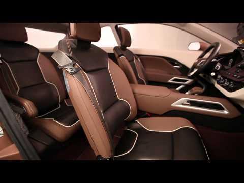 Lada X-Ray Concept официальное видео