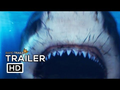 DEEP BLUE SEA 2   2018 Shark Horror Movie HD