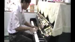 Mùa thu không trở lại(Autumn of no return) Phạm Trọng Cầu,piano by Dat Cao