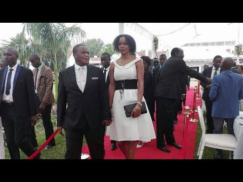 New Zimbabwe Vice Presidents Sworn In