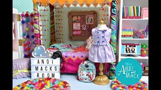 American Girl Doll Bedroom ~ Andi Mack