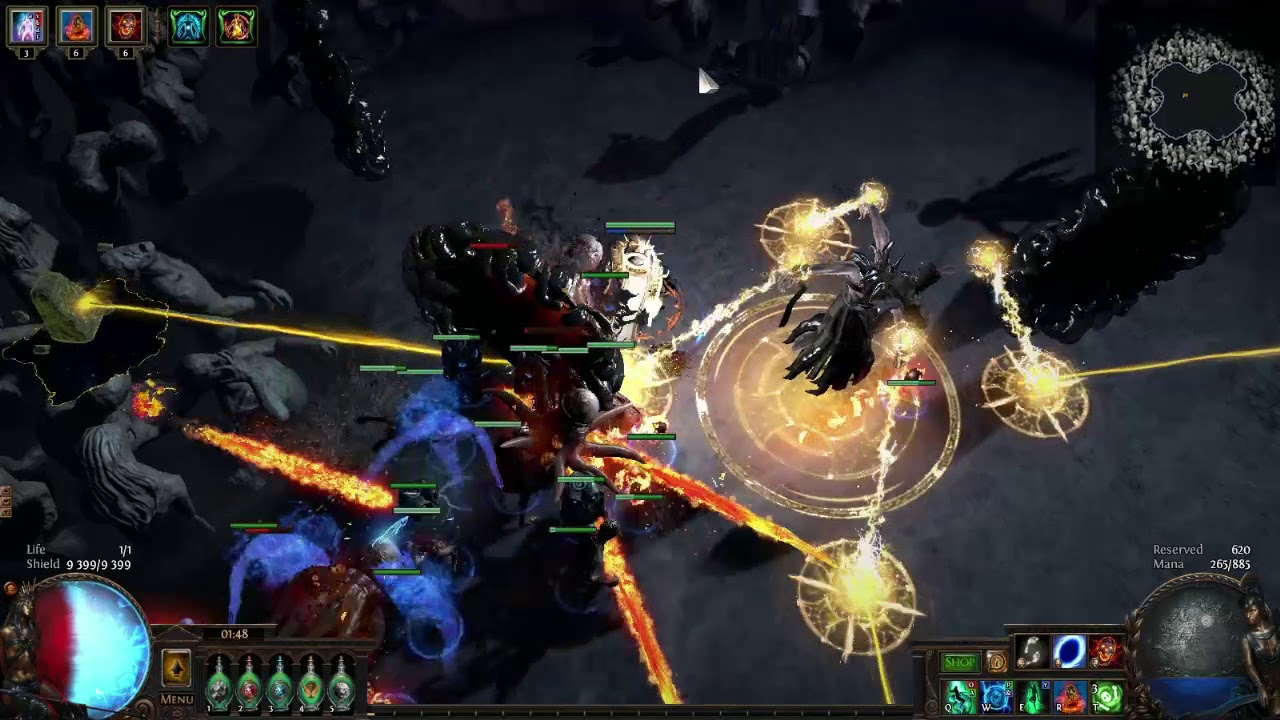 Path of Exile 3 6 Raise Spectre Most Popular Build Guide | Posts by