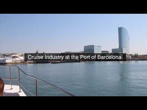 Cruise Industry at the Port of Barcelona