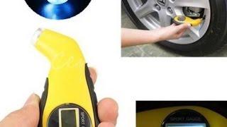 Цифровой автомобильный манометр с Aliexpress(, 2015-12-13T15:30:43.000Z)