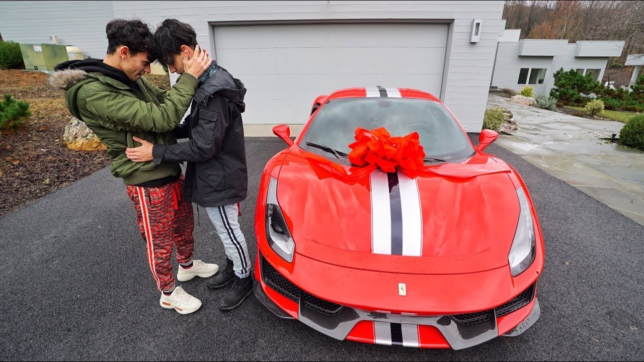 Buying A Ferrari 488 Pista At Age 19 Emotional Youtube