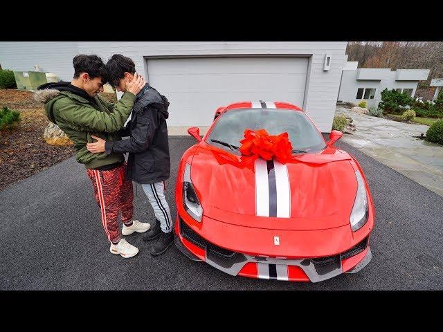 BUYING MY $500,000 DREAM CAR AT AGE 19! (emotional)