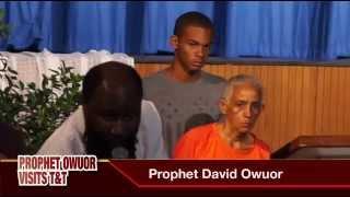 Prophet Owuor - Trinidad and Tobago Healing Service