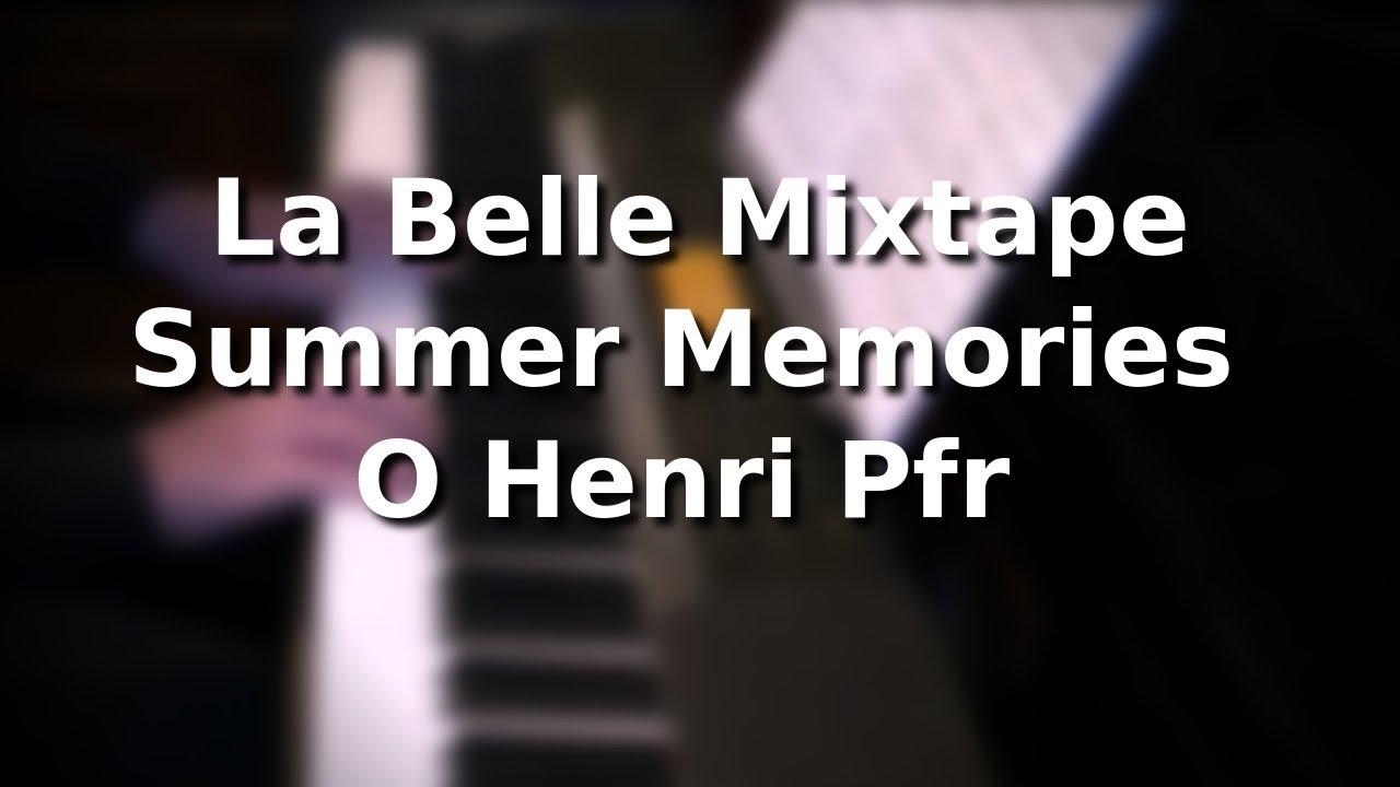summer memories o henri pfr ноты