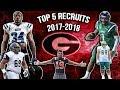 #1 RECRUITING CLASS IN THE NATION!!!- Georgia's Top 5 Recruits 2017-2018
