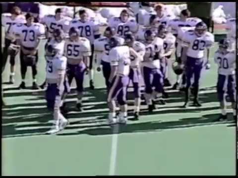 1995 IHSA Boys Football Class 1A Championship Game: Carthage vs. Arcola