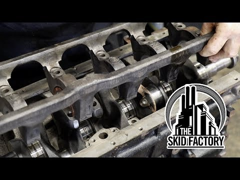THE SKID FACTORY - RB30E+T Holden VL Commodore [EP4]