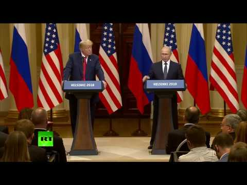 Putin: I wanted Trump to win 2016 US presidential election