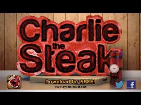 Charlie, The Steak - iOS Launch Trailer