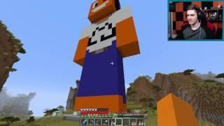 """Minecraft #225 - """"Wioska w endzie?!"""""""