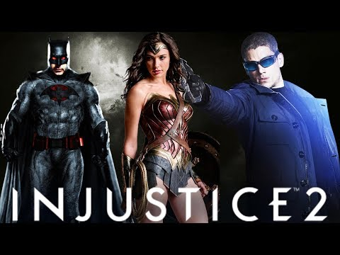 Injustice 2 - FLASHPOINT BATMAN, CITIZEN COLD, MARTHA WAYNE (JOKER)! - Injustice 2 Flashpoint DLC