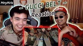 DIAMOND - GUCCI BELT ft. YOUNGOHM ,FIIXD ,YOUNGGU (Prod. by SIXKY!)[Official MV] - REACTION -