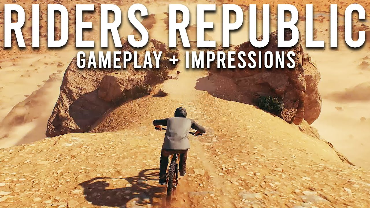 Riders Republic Gameplay and Impressions