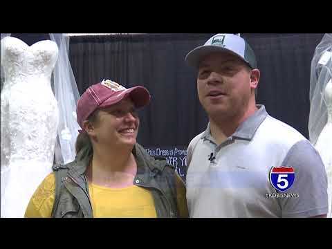 Seventh bi-annual 'Ultimate Bridal Show' at the Jackson Co. Expo