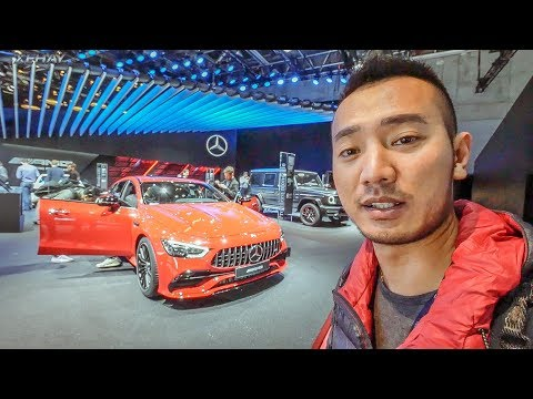 Mercedes GT43 AMG 4MATIC 2019 4 cửa Coupe | XEHAY.VN