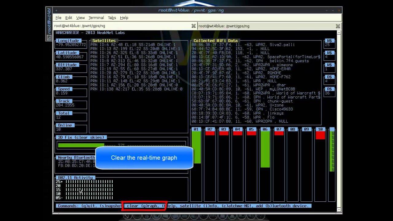 The 802 11 Ninja - Portable 802 11 Hacking Device: 8 Steps
