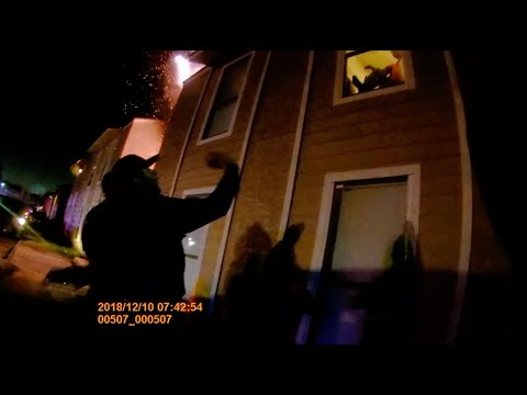 Jeff K - Body-Cam Shows Balch Springs Police Saving Boy From Fire