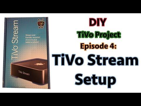 Episode 4: TiVo Stream Setup for Whole Home DVR