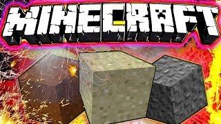 ГРАВИЙ, ПЕСОК И КРАСНЫЙ ПЕСОК ОБКУРИЛИСЬ!! ( Факты о minecraft ) #22