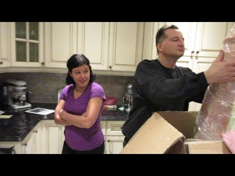 GETTING MY PARENTS A MOBY HUGE FOR CHRISTMAS PRANK! (3 FOOT 51 POUND SUPER DILDO)