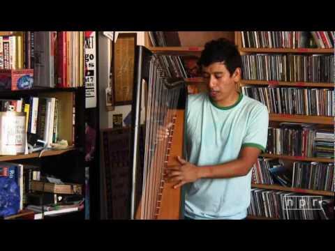 Edmar Castaneda: NPR Music Tiny Desk Concert