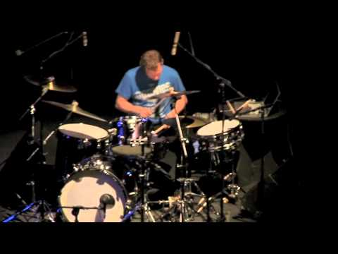 Darrin Mooney Drum Solo part 1.mov