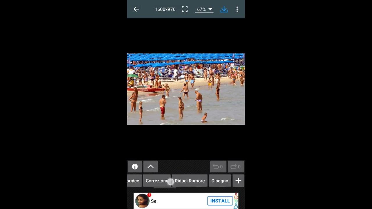 Come eliminare persone e oggetti dalle foto con Android