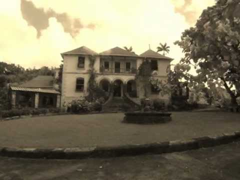 Tour of Francia Plantation Barbados British West Indies Great House featuring my own music