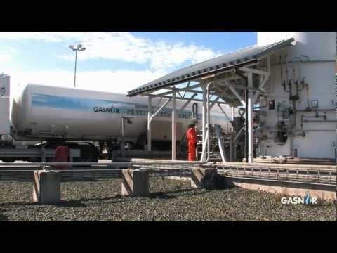 Gasnor - small scale LNG