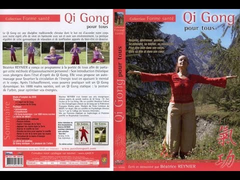 Qi Gong pour tous - Exercices, démonstration