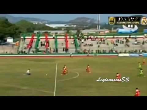 Lester Blanco - C.D. Marathon 1-1 Atletico Choloma ( Resumen ) Estadio Yankel Rosenthal