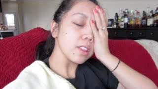 ARGUING OVER MONEY! - January 10, 2013 - itsjudyslife Vlog