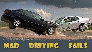 Mad Driving Fails Compilation || Weekend 11
