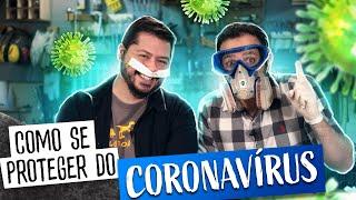 Como se PROTEGER do CORONAVÍRUS ft. Átila Iamarino