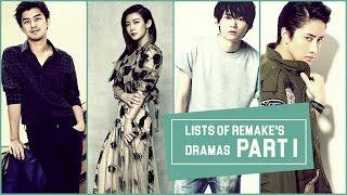 Video Lists of Remake's Dramas  Part I download MP3, 3GP, MP4, WEBM, AVI, FLV Desember 2018