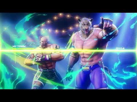 [Street Fighter X Tekken] Hollywood Undead - My Town (Full lyrics)
