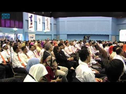 Dato' Sri Zamzamzairani Mohd, Telecom Malaysia CEO - Changing Employee Mindset