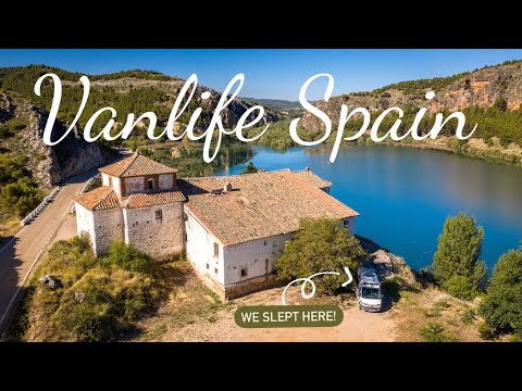 Van Life Spain - Roadtrip from Portugal to the Pyrenees